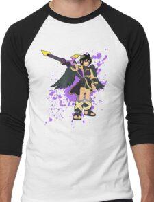 Dark Pit - Super Smash Bros Men's Baseball ¾ T-Shirt