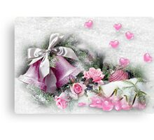 For the One I Love Canvas Print
