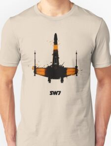 SW starfighter black leader T-Shirt