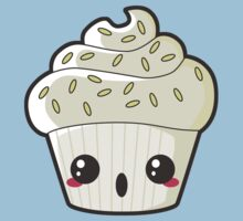 Spooky Cupcake - Ghost Kids Clothes
