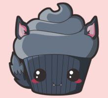Spooky Cupcake - Werewolf One Piece - Long Sleeve