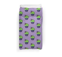 Spooky Cupcake - Wicked Witch Duvet Cover