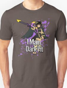 I Main Dark Pit - Super Smash Bros T-Shirt