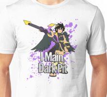I Main Dark Pit - Super Smash Bros Unisex T-Shirt