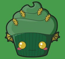 Spooky Cupcake - Swamp Thing One Piece - Short Sleeve