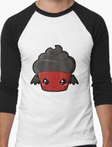 Spooky Cupcake - Vampire Men's Baseball ¾ T-Shirt