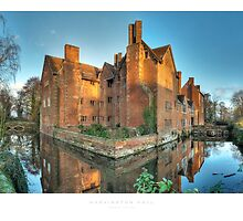Harvington Hall, Worcestershire by Andrew Roland