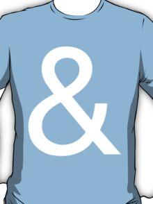 Ampersand (Helvetica Neue) II T-Shirt