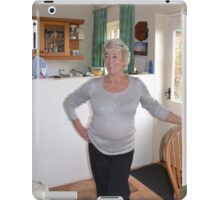 Sparkling Margaret iPad Case/Skin
