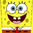 SpongeBob by McDraw