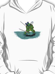 Leonardo Leads... T-Shirt