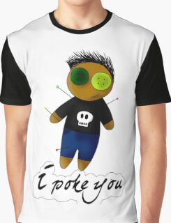 Voodoo doll Graphic T-Shirt