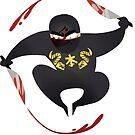 Ninja Sex Party - Ninja Brian by siins