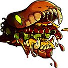 Burgermonster by siins