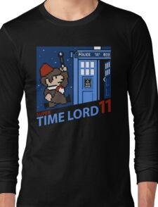 Super Time Lord 11 Long Sleeve T-Shirt