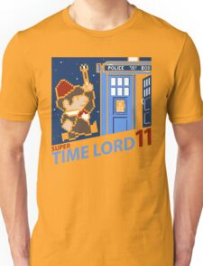 Super Time Lord 11 T-Shirt