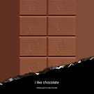 i like chocolate by w1ckerman