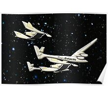 Virgin Galactic - Space Tourists Poster