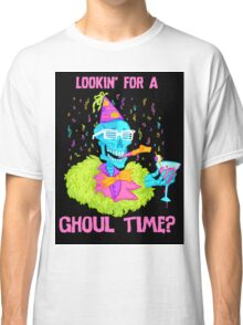 Lookin' for a ghoul time? Classic T-Shirt