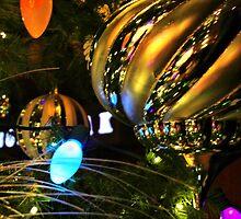 Christmas Mood by Barbara  Brown