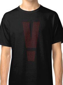 V - Metal Gear Solid V Classic T-Shirt
