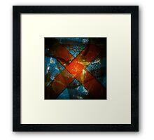 x-gene Framed Print