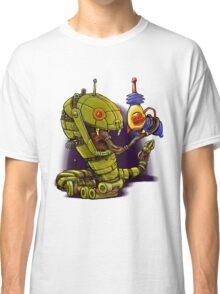 RobotReptileRaygun Classic T-Shirt