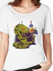 RobotReptileRaygun Women's Relaxed Fit T-Shirt