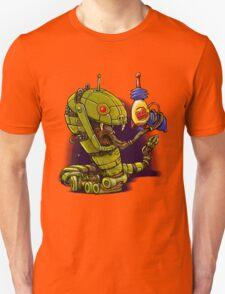RobotReptileRaygun Unisex T-Shirt