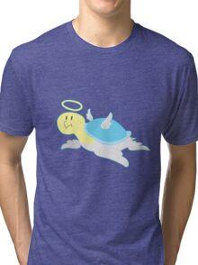 Angel Turtle Tri-blend T-Shirt