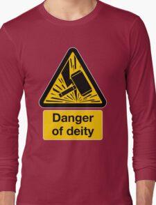 Danger of Deity Long Sleeve T-Shirt