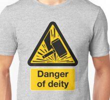 Danger of Deity Unisex T-Shirt