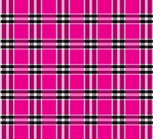 Seamless pattern tartan by Medusa81