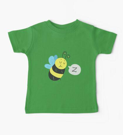 Sleepy Bee Baby Tee
