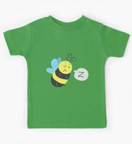Sleepy Bee Kids Tee