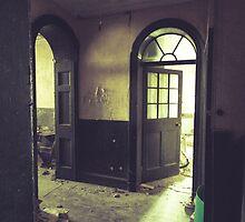 Hall by birdinanaviary