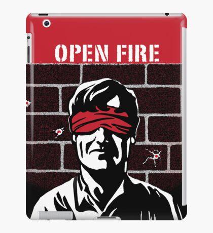 Open Fire iPad Case/Skin