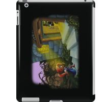 La Belle et La Bete iPad Case/Skin