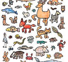 British Wildlife by shiro