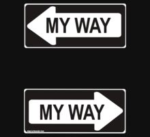 My Way Only by Maryevelyn Jones
