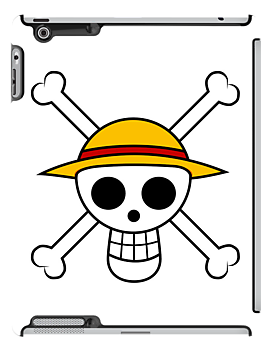 One Piece Flag by Serdar G