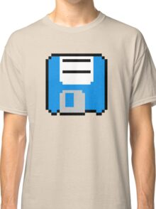 Floppy Disk - Blue Classic T-Shirt
