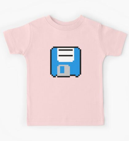 Floppy Disk - Blue Kids Clothes
