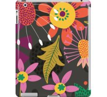 Jungle Flowers iPad Case/Skin