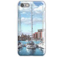 Southampton Ocean Village marina iPhone Case/Skin