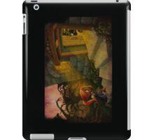 La Belle et La Bete Illustration iPad Case/Skin