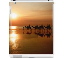 Camels at Sunset iPad Case/Skin