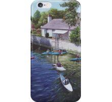 river avon christchurch iPhone Case/Skin