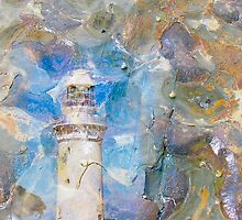 Lighthouse on Stone by Michelle Ricketts
