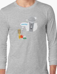 Little Round Brush Dreaming ... Long Sleeve T-Shirt